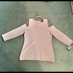 New INC sweater